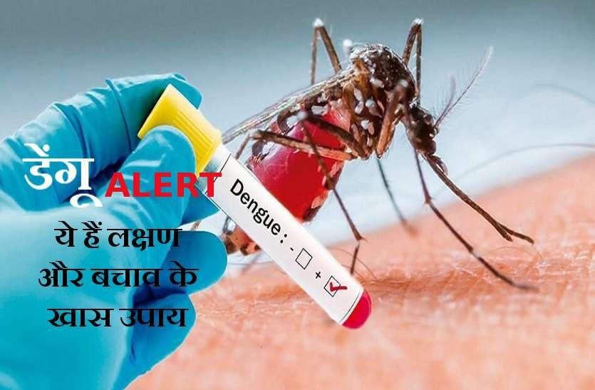 MP Alert: मौसम में बदलाव के बीच डेंगू की दस्तक, जानिये लक्षण से लेकर बचाव तक