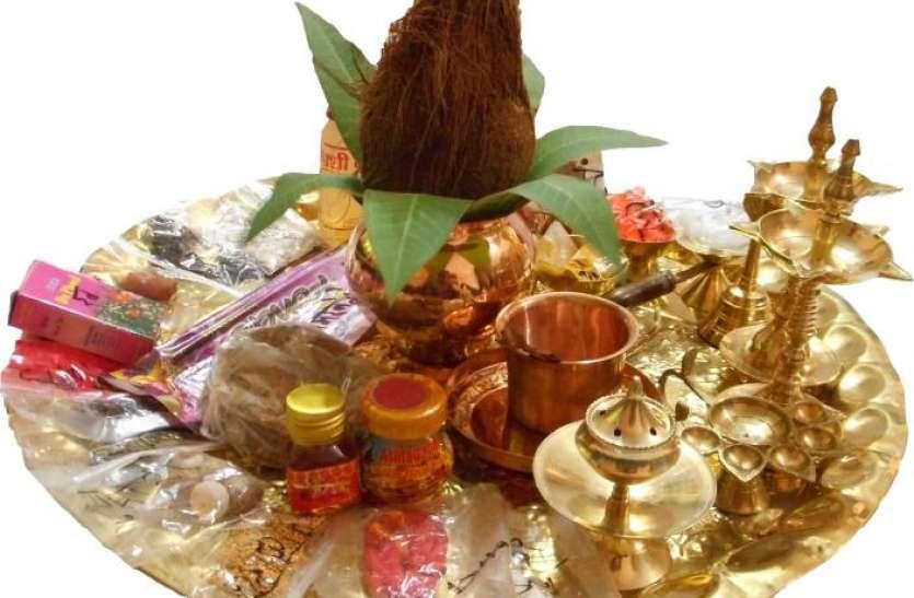 दिवाली 2019 : इन 10 चीजों के बिना अधूरी है लक्ष्मी-गणेश की पूजा