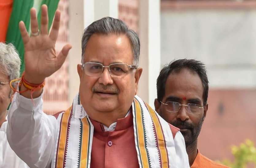 नगरीय निकाय चुनाव में कांग्रेस की हार पक्की, भाजपा 50 सीटों में लहराएगी झंडा - रमन सिंह