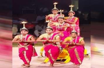 समई नृत्य में गोवा के लोक देवता का स्तुतिगान