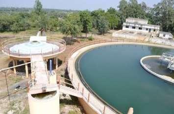 600 किलोग्राम फिटकरी का रोज हो रहा पानी साफ करने में उपयोग