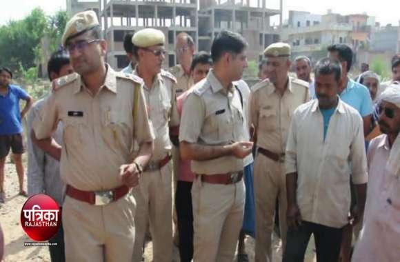 अलवर में किराएदार युवकों का आतंक, छात्राओं के मकान पर फेंके पत्थर, पुलिस ने कहा-पूरी जांच करेंगे