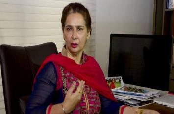 सिद्धू की पत्नी नवजोत कौर ने कांग्रेस से बनाई दूरी, बोलीं- केवल समाज सेवा लक्ष्य
