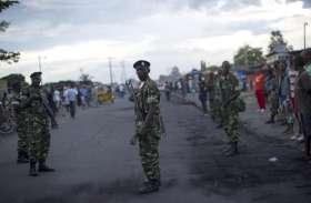 नैरोबी: बुरुंडी में सुरक्षा बलों और विद्रोही समूूह के बीच मुठभेड़, कई लोगों के मौत की आशंका