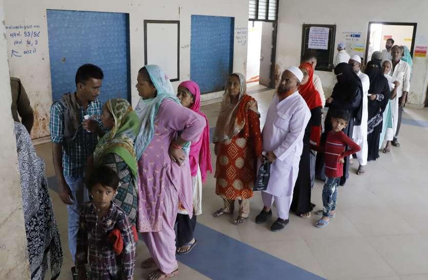 Gujarat bypolls: उपचुनावों में 9 से 32 फीसदी तक less polling