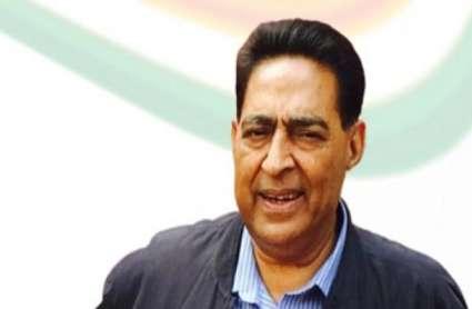 सुभाष चोपड़ा को बनाया गया दिल्ली प्रदेश कांग्रेस कमेटी का अध्यक्ष