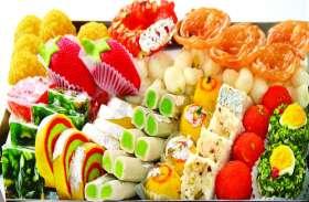 दीपावली पर मिठाइयों के शौकीनों के पेट में समा जाएगा कई टन यूरिया और डिटर्जेंट