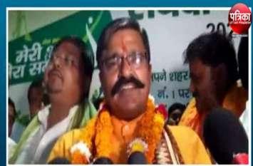 उपचुनावः रामपुर सीट को लेकर योगी सरकार के राज्यमंत्री ने किया सबसे बड़ा दावा, देखें वीडियो