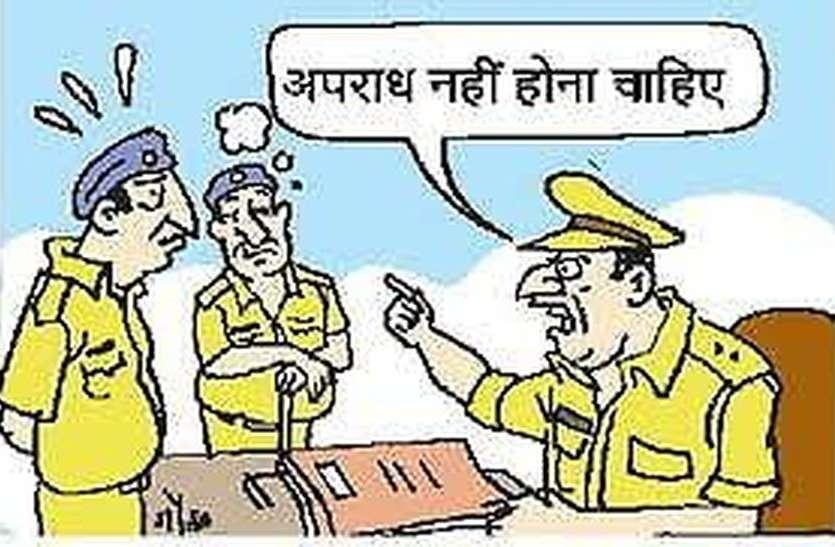 जबलपुर में 500 गुंडे-बदमाश पुलिस हिटलिस्ट में शामिल