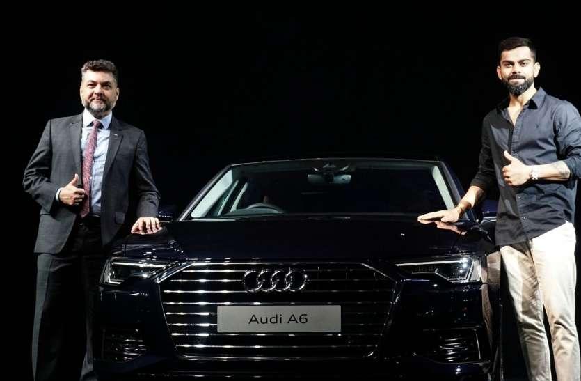 भारत में लॉन्च हुई Audi A6, फीचर्स जानकर झूम जाएंगे आप