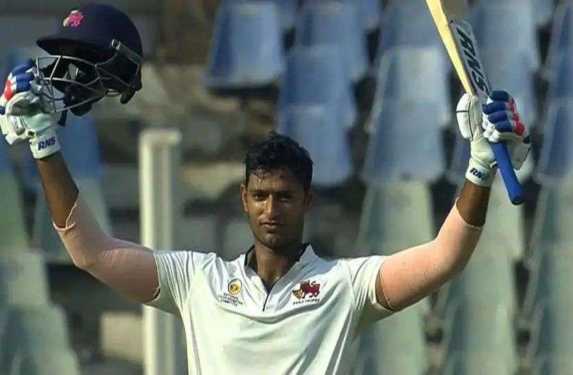 भारतीय टी-20 में पहली बार चुने गए शिवम दुबे लगा चुके हैं पांच गेंदों पर पांच छक्के