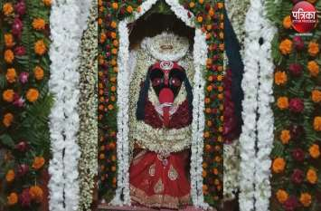 दीपावली पर मां कालरात्रि की निशा काल में होगी महाआरती