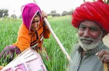 राजस्थान: दिवाली से पहले किसानों के लिए अच्छी खबर, खातों में जमा हुई किसान निधि की दूसरी किश्त