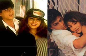 शादी की 28वीं सालगिरह पर  शाहरुख खान और गौरी की रोमांटिक तस्वीरें