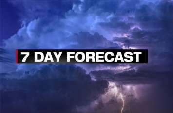 दिवाली पर भी 31 जिलों में बारिश के आसार, 31 तारीख से गिरेगा तापमान