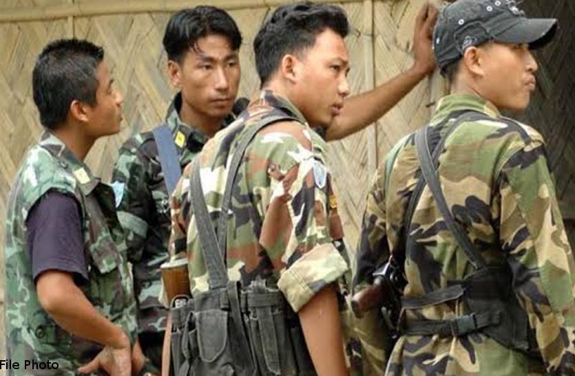उग्रवादी संगठन NSCN (I-M) फिर शुरू कर सकता है सशस्त्र संग्राम, हथियार समेत गायब हुए कई सदस्य