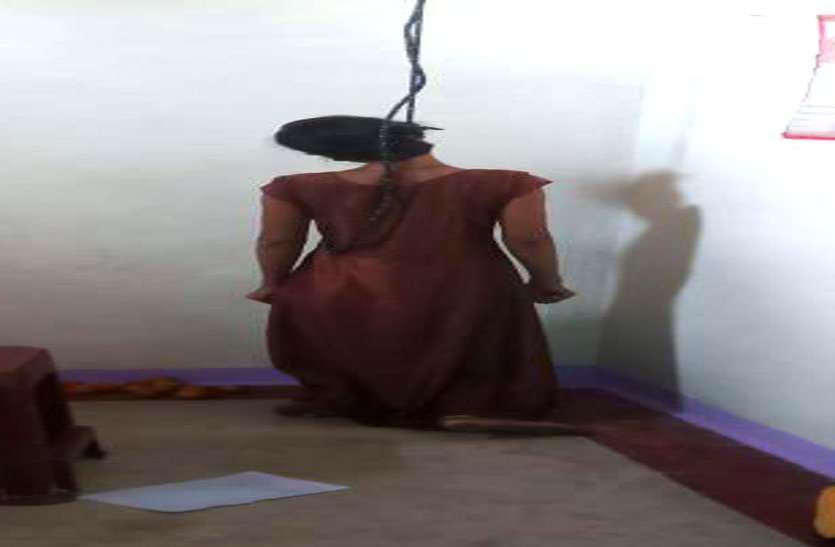 दिवाली की खुशियां बदल गई मातम में, जवान बेटी बिना कुछ कहे रूप चौदस के दिन झूल गई फंदे पर