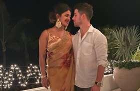 प्रियंका शादी के बाद निक के साथ ऐसे मना रही हैं पहली दिवाली, सारा भी सौतेली मां और तैमूर के साथ