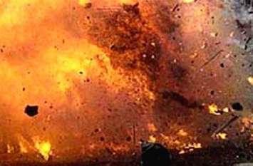 यूपी के इस धर्मस्थल में बड़ा धमाका, बारुद कनेक्शन पर मौलवी सहित कई गिरफ्तार