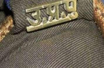 ललितपुर पुलिस ने अस्त्र शस्त्र के साथ कि दंगा नियन्त्रण रिहर्सल