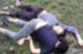 प्रेमी जोड़े का शव मिलने से फैली सनसनी, जांच में जुटी पुलिस