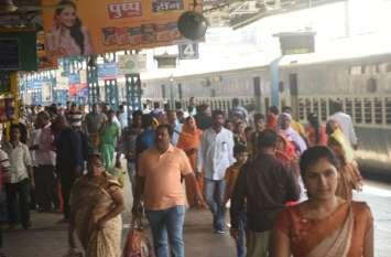 एक महीने बिजुरी तक जाएगी शहडोल-अंबिकापुर मेमू ट्रेन