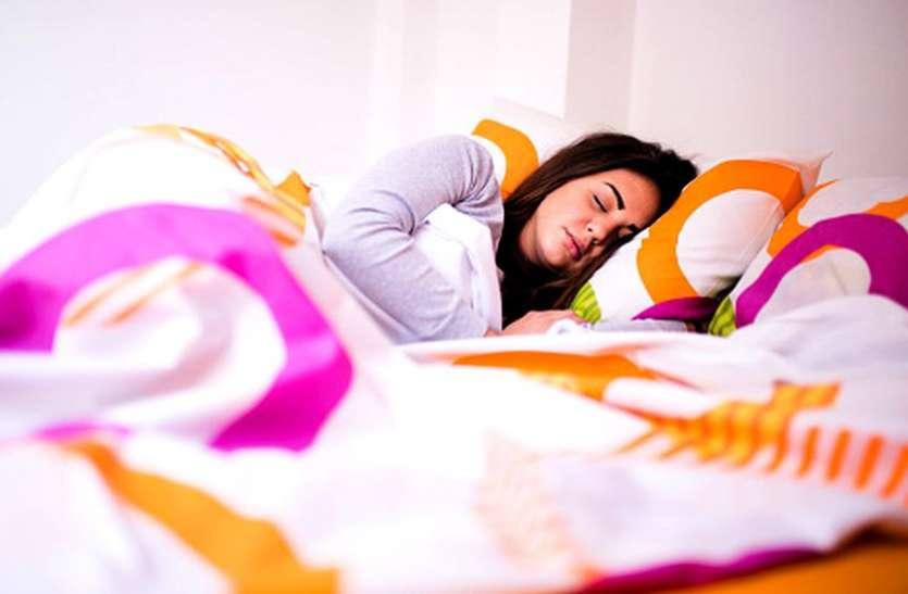Why Is It Necessary To Get 7-8 Hours Of Sleep To Stay Healthy? - सेहतमंद  रहने के लिए 7-8 घंटे नींद लेना क्यों जरूरी? | Patrika News