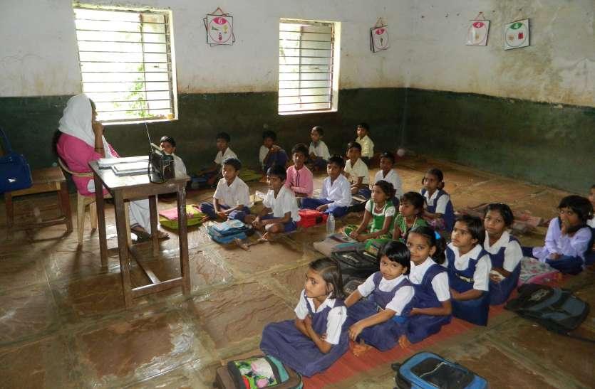 बच्चों के पढऩे, शिक्षकों के पढ़ाने की हो रही परख