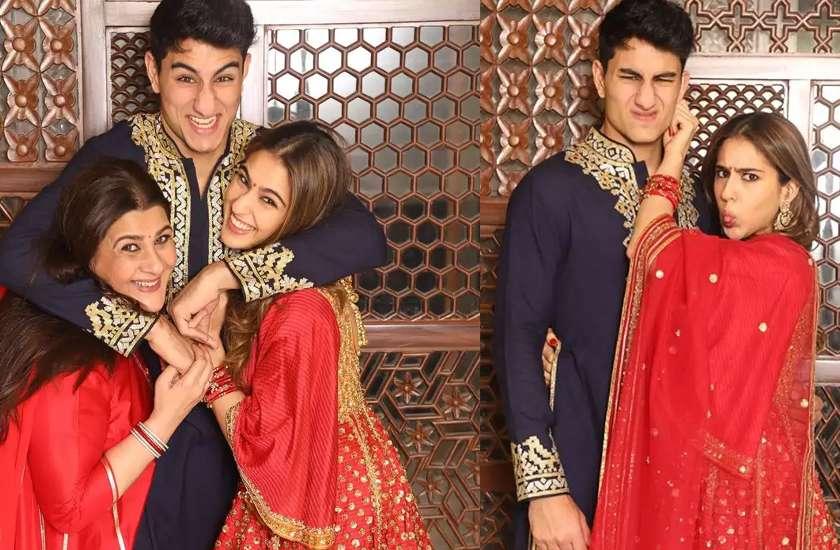 सारा अली खान के बाद अब बॉलीवुड में डेब्यू करेंगे इब्राहिम 3