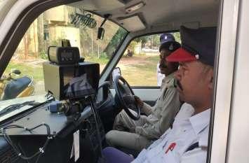 तेज रफ्तार वाले हो जाएं सावधान! ट्रैफिक पुलिस को मिला 'स्पीड रडार गन', ये है इसकी खासियत
