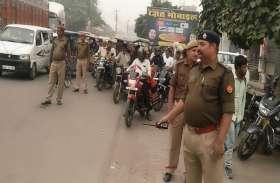 जब IPS अधिकारी ने खुद संभाली यातायात की कमान... देखें वीडियो