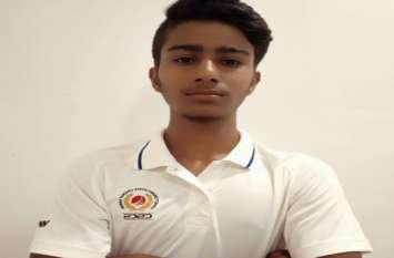 विजय मर्चेंट ट्रॉफी के लिए सौम्य केशरी का छत्तीसगढ़ की क्रिकेट टीम में चयन, उत्तराखंड में शानदार प्रदर्शन का मिला इनाम