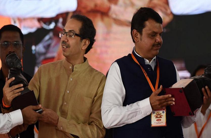 Image result for शिवसेना की विधायकों की बैठक में शामिल हुआ बीजेपी विधायक