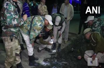 मणिपुर: विस्फोट में घायल हुए 3 BSF जवान, जांच में जुटी पुलिस