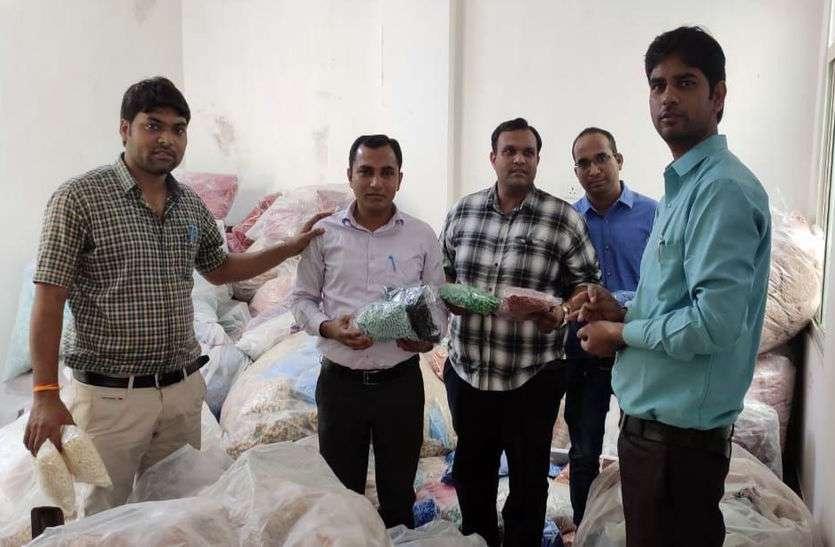 बड़ी खबर : कोटा में एक और दवा व्यापारी के यहां 1.20 करोड़ कैप्सूल की खेप पकड़ी