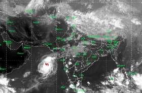 चक्रवाती तूफान 'महा' ओमान की ओर मुड़ा, 3 दिन राहत