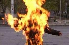 तेलंगाना में दिल दहला देने वाली घटना, दरफ्तर में घुसर महिला तहसीलदार को जिंदा जलाया
