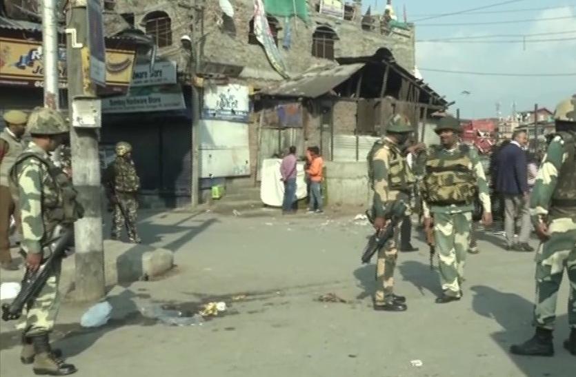 Jammu Kashmir Terrorism, Grenade Attack In Srinagar, Terror Attack In Jammu Kashmir