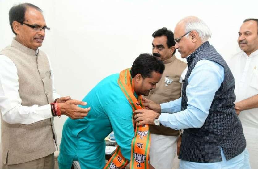 एमपी में फिर सियासी भूचाल, भाजपा विधायक ने कहा- मैं कांग्रेस सरकार के काम से खुश, कमल नाथ का दूंगा साथ