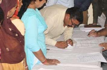 भाजपा व कांग्रेस ने खोले पत्ते, टिकटों के बंटवारें में चला परिवारवाद