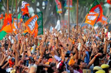उत्तराखंड में भाजपा की बड़ी  चुनावी जीत, 89 में से 53 ब्लॉकों पर जमाया कब्जा