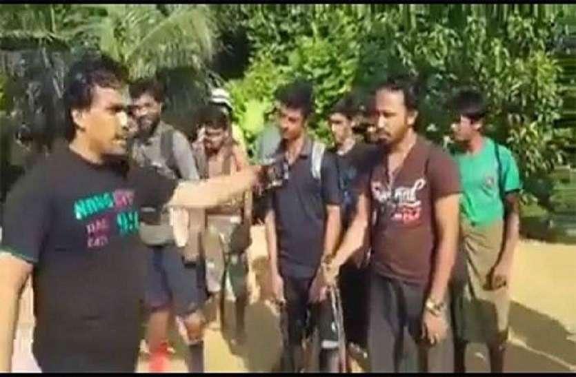 अराकान आर्मी ने रिहा किए चार भारतीय