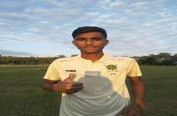 विजय मर्चेट ट्रॉफी में निर्देश ने लिए 10 विकेट