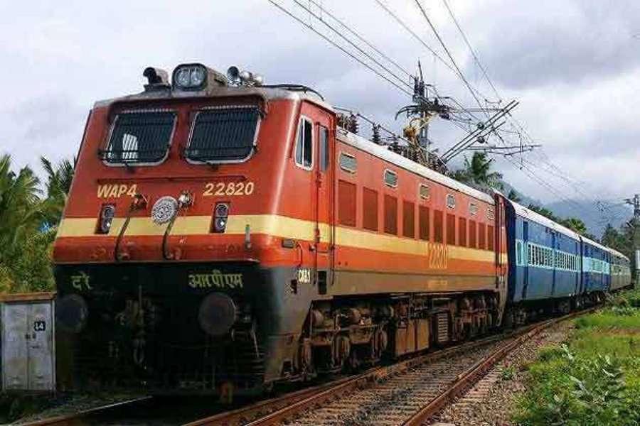 Special train for Sabarimala fair