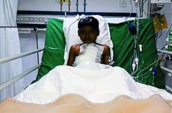 जिले में तेजी से बढ़ रहा बच्चों में हृदयरोग का खतरा, पांच साल में मिले 295 हृदयरोग पीडि़त बच्चे