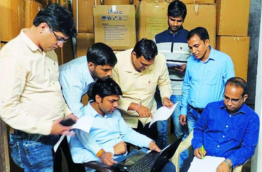 2.50 हजार किलो कैप्सूल की खेप गिनने में लगे 20 घंटे, 800 रुपए किलो में बिकते हैं खाली खोल