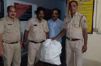 कृषि जिंस चोर गिरोह के सदस्यों को तलाशने लुधियाना गई हनुमानगढ़ जंक्शन थाने की टीम