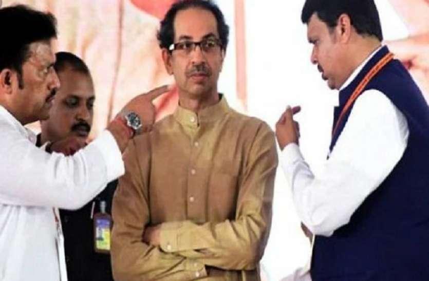 महाराष्ट्रः कांग्रेस के विधायक जयपुर होंगे शिफ्ट, उद्धव बोले- सीएम हमारा ही होगा