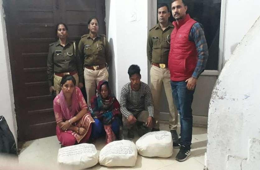 STF और Rampur Police ने तीन नेपाली नागरिकों को किया गिरफ्तार, मिले सामान को जानकर चौंक जाएंगे आप
