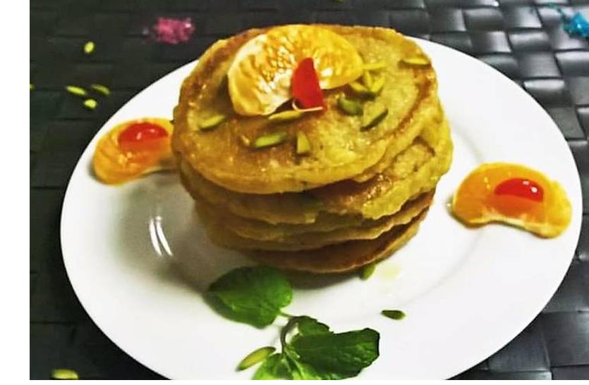 संतरा मालपुआ से ठीक रहेगा पाचन व दिल, घर पर एेसे बनाएं